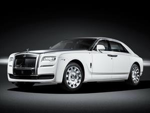 Rolls-Royce Ghost Eternal Love, el auto ideal para celebrar el día del Amor