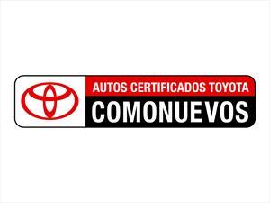 Comonuevos, el programa de autos certificados de Toyota logra 20,000 unidades