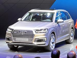 Audi Q7 e-tron quattro 2.0 TFSI debuta