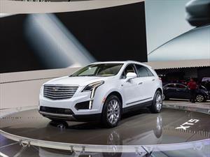 Cadillac XT5 2017, el sustituto del SRX