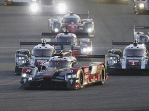 WEC: Audi se hizo escuchar en la última fecha del campeonato