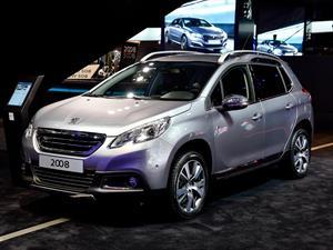 La Peugeot 2008 se prepara para su llegada a Argentina