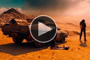 Video: Autos post-apocalípticos en el tráiler de la nueva película de Mad Max