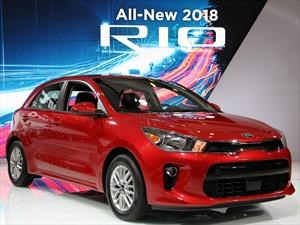 All New KIA Rio 2018 ya está en Colombia