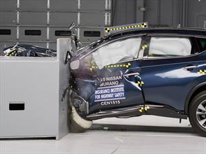 La nueva Nissan Murano obtiene el Top Safety Pick+ del IIHS