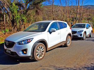 Mazda CX-5 2013: Nuevo motor diésel y mayor equipamiento