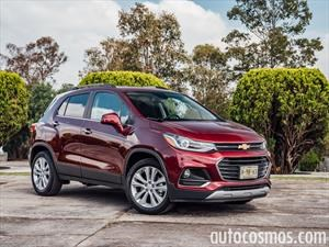 Chevrolet Trax 2017 a prueba