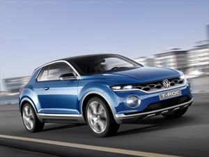 Se viene el Volkswagen T-Roc
