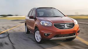 Renault Koleos Dynamique 2012 a prueba