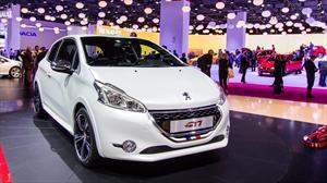 Peugeot 208 GTi se presenta en el Salón de París 2012