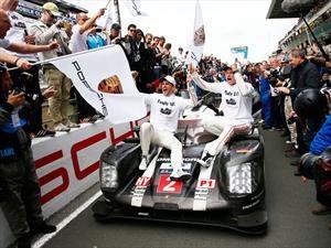 Porsche es el campeón absoluto del WEC