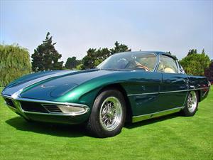 Retro Concepts: Lamborghini 350 GTV 1963