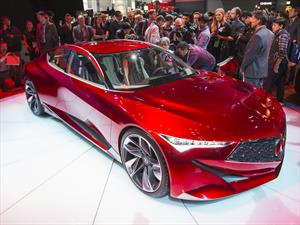 Acura Precision Concept, un prototipo espectacular