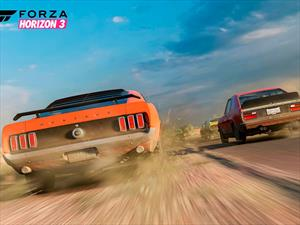 Video: Forza Horizon 3 prepara motores