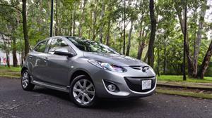 Mazda2 2012 a prueba