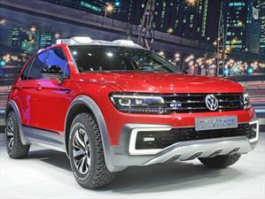 Volkswagen Tiguan GTE Active Concept, con tintes más aventureros