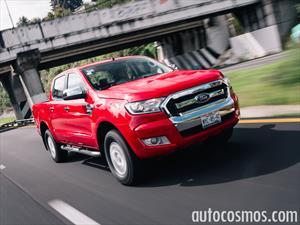 Manejamos la Ford Ranger 2017
