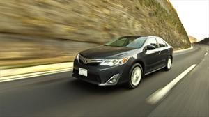 Toyota Camry XLE 2012 a prueba