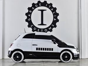 "FIAT 500e Stormtrooper hace un debut ""Galáctico"" en L.A."