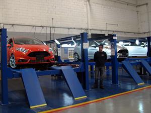 Ford Fiesta es personalizado en el MOD Center de Cuautitlán