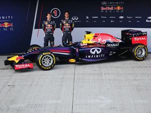 Red Bull RB10 F1 listo para el Campeonato 2014