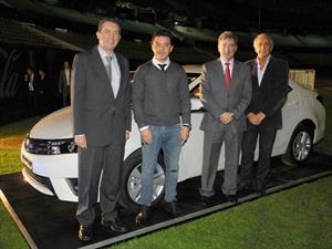 River Plate recibe premio de Toyota Argentina