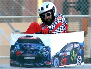 Video: Ken Box 2, la mejor parodia del Gymkhana