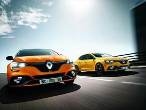 Renault Megane RS debuta