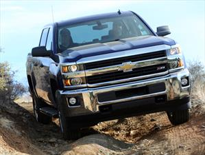 Chevrolet Silverado Heavy Duty 2016, ahora con más tecnología