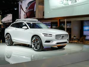 Volvo Concept XC Coupé, anticipa las próximas SUVs de la marca