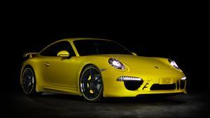 Porsche 911 2012 (991) TECHART debuta en Ginebra