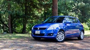 Suzuki Swift GLS Automático 2012 a prueba