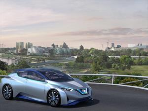 Nissan presenta la nueva tecnología en estaciones de recarga