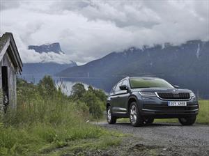 Skoda presenta su segundo SUV, el Kodiaq