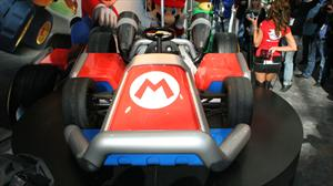 Fabrican autos de Mario Kart tamaño real