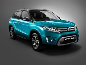 Nuevo Suzuki Vitara debuta en Europa