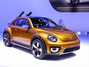 Volkswagen Beetle Dune Concept, para jugar en la arena