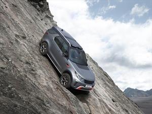 Land Rover Discovery SVX, preparada para la aventura