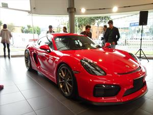 Porsche Cayman GT4 llega a Colombia desde USD $145.000