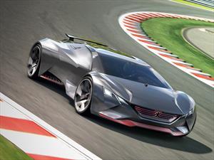 Peugeot Vision Gran Turismo se presenta