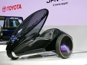 Toyota FV2 Concept, el auto que se controla con el cuerpo