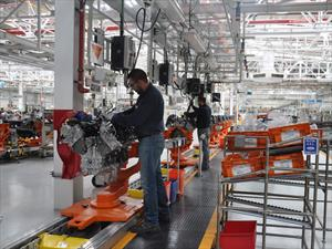 Ford produce 10 millones de motores en México