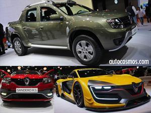 Renault: Primicias en el Salón de Buenos Aires 2015
