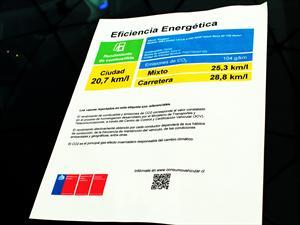 Comenzó a regir la Etiqueta de Eficiencia Energética para automóviles O Km