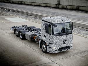 Mercedes-Benz Urban eTruck, el primer camión eléctrico de la estrella