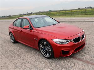 BMW M3 3,0 L 431 CV DKG 2015 a prueba: Sedán súper deportivo