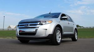 Ford Edge 2.0T Ecoboost 2012, primer contacto