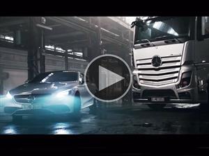 Video: Dirty Dancing de acuerdo a la visión de Mercedes-Benz