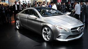 Mercedes-Benz CSC: Concept Style Coupé
