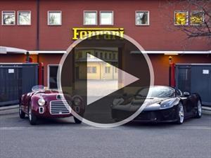 Video: Ferrari cumple 70 años y lo festeja así